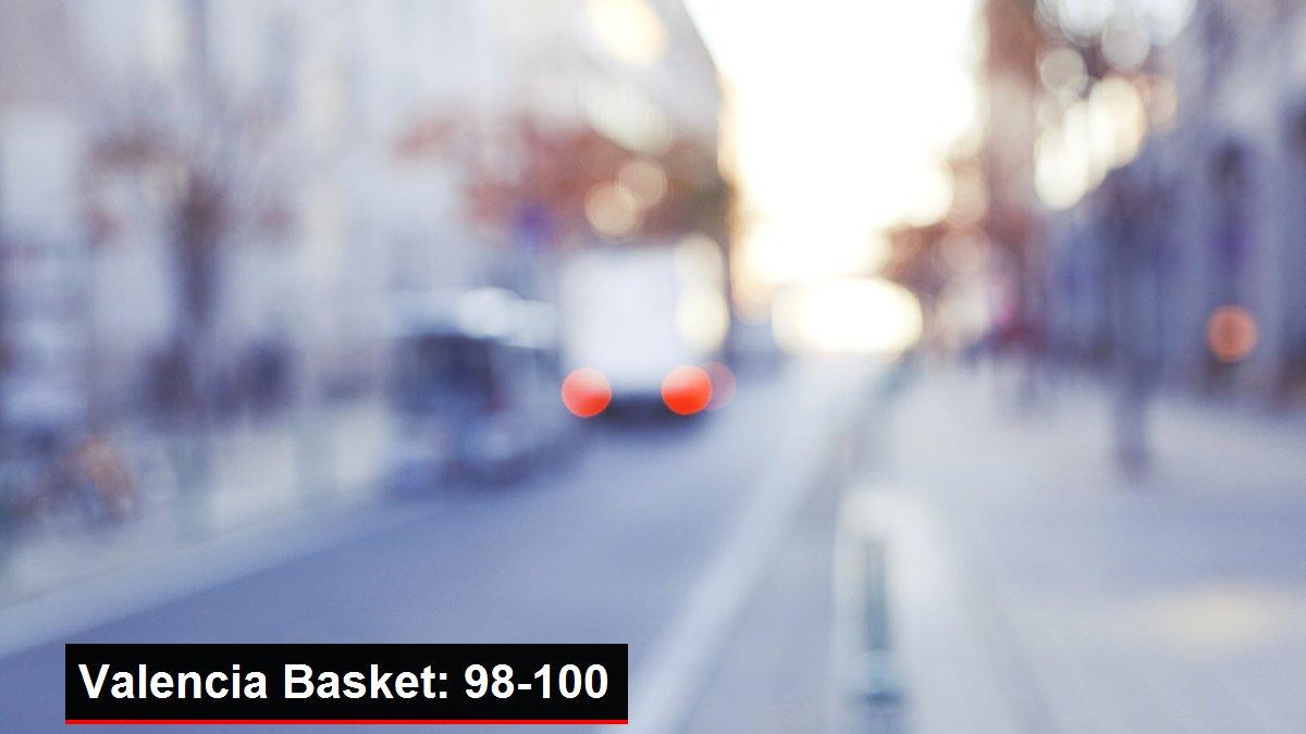 Valencia Basket: 98-100