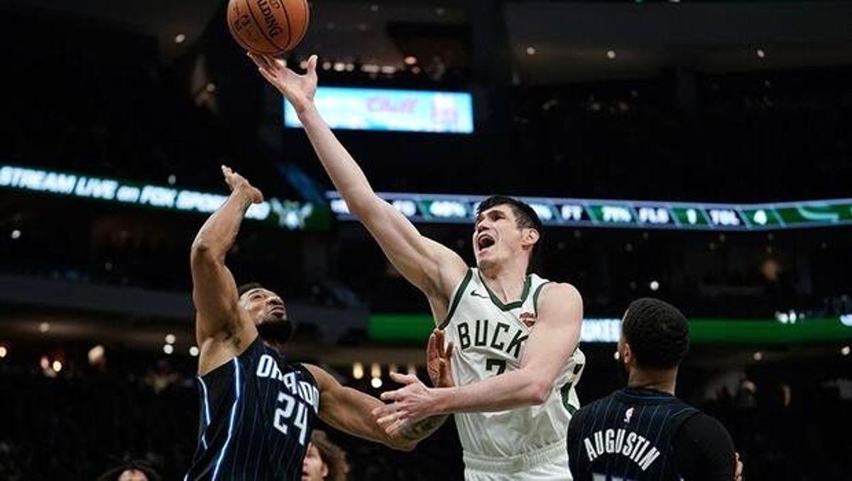 Bucks, Ersan İlyasova'nın yıldızlaştığı maçta Magic'i yendi   NBA'de gecenin sonuçları