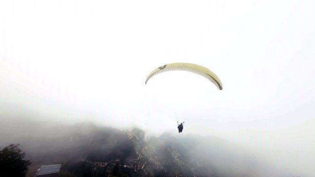(ÖZEL) Yarış dronu ile Türkiye'yi tanıttı