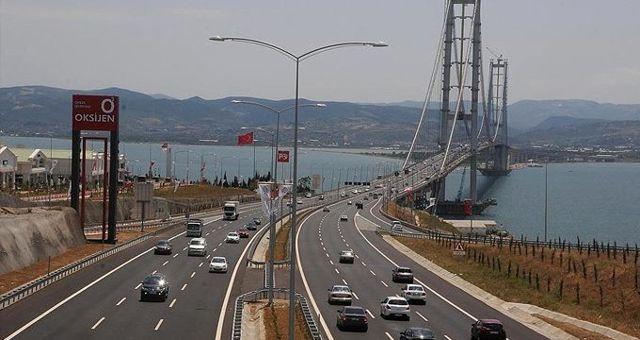Son dakika: Köprü geçiş ücretlerine yüzde 14 zam