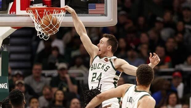 NBA'de gecenin sonuçları | Bucks, Timberwolves'u yenerek üst üste 4. galibiyetini aldı!