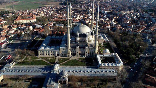 Mimar Sinan'ın ustalık eserine 3 milyon ziyaretçi