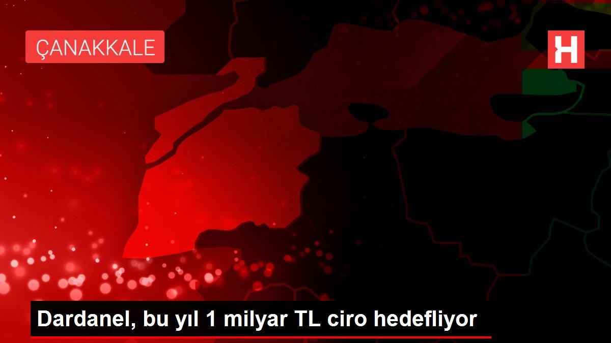 Dardanel, bu yıl 1 milyar TL ciro hedefliyor