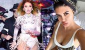Şarkıcı Ebru Polat, sahne kıyafetlerinden dolayı eleştirilen Hadise'ye destek oldu