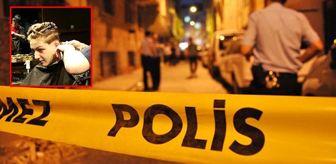 Şişli'de korkunç cinayet! Figen ile Randolp Ward Mays çiftin oğlu bıçaklanarak öldürüldü