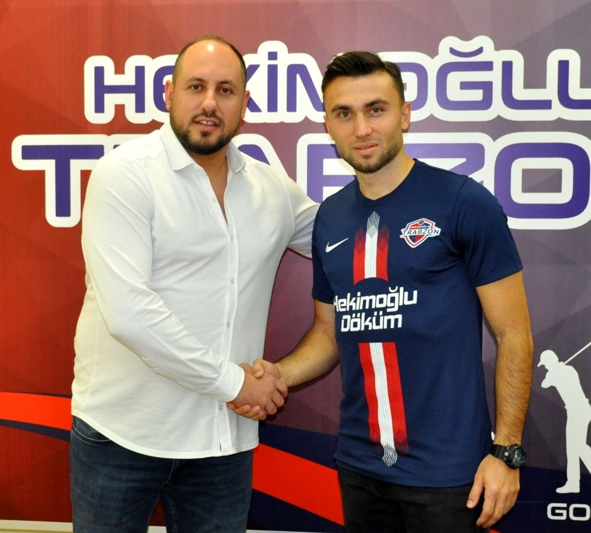 Hekimoğlu Trabzon, Abdulkadir Özdemir'i transfer etti - Trabzon