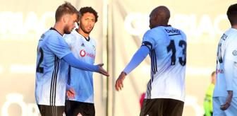 Beşiktaş Adem Ljajic sakatlandı ve idmanı yarıda bıraktı