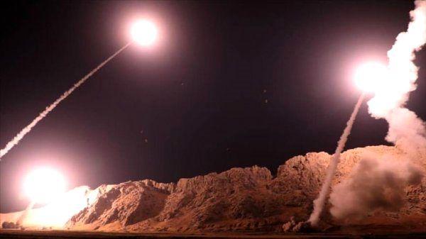 Son dakika: İran'ın saldırısını haklı bulan Amerika, ön koşulsuz görüşmek istiyor