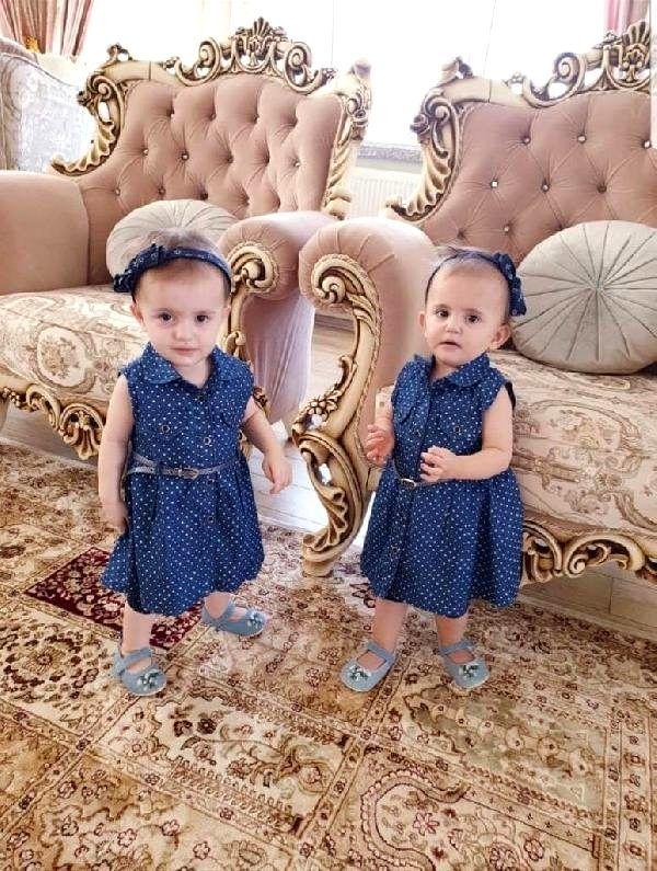 İkizler Mina ve Hira'yı ölüm ayırdı