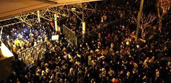 İran'da hükümet karşıtı gösteriler büyüyor! İngiltere'nin İran Büyükelçisi gözaltına alındı