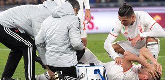 İtalyanlar yazdı: Merih'in Avrupa Şampiyonası'na yetişmesi çok zor