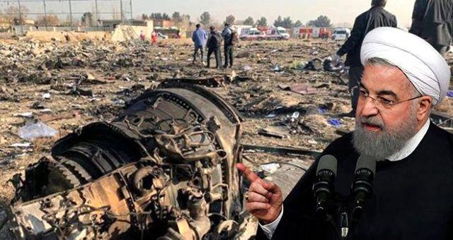 Ruhani düşürülen uçakla ilgili konuştu: Tüm sorumlular cezalandırılacak