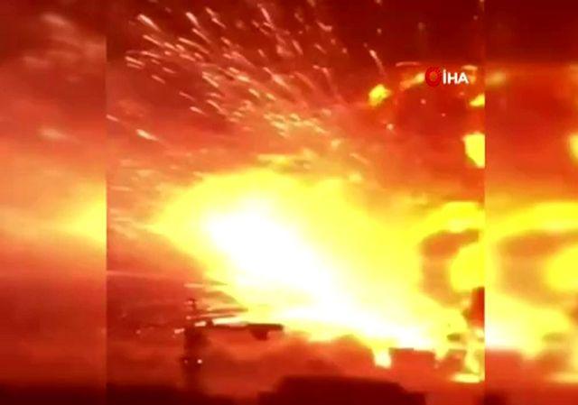 İspanya'daki patlamada 1 kişi öldü: Acil durum ilan edildi