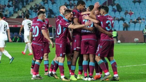 Trabzonspor, kupada Denizlispor'u konuk edecek