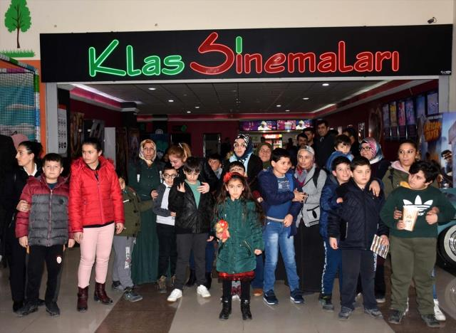 Aksaray'da otizmli 30 öğrenci