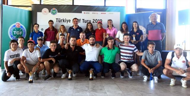 Golf: TGF 2020 Türkiye Golf Turu