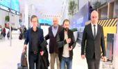 Mısır'da serbest bırakılan AA muhabiri Türkiye'ye döndü