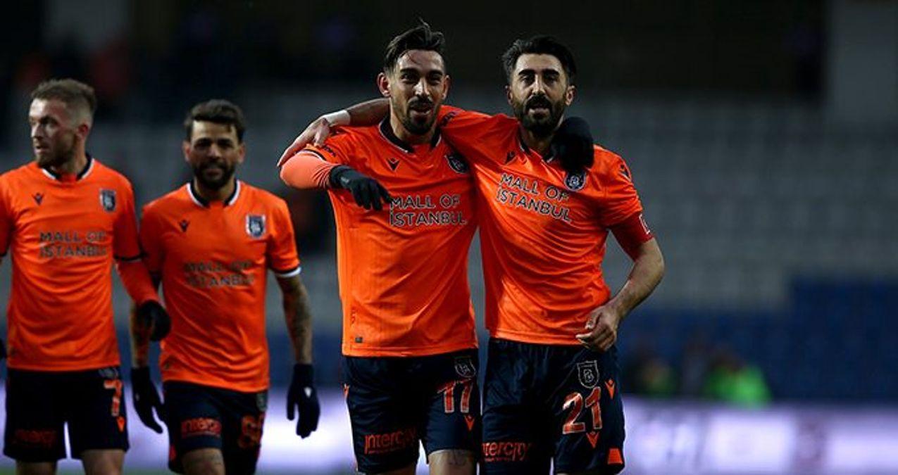 Medipol Başakşehir, Yeni Malatyaspor'u 4-1 mağlup etti