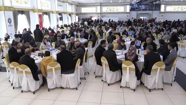 Şehit aileleri ve gazilerle buluşma programı düzenlendi
