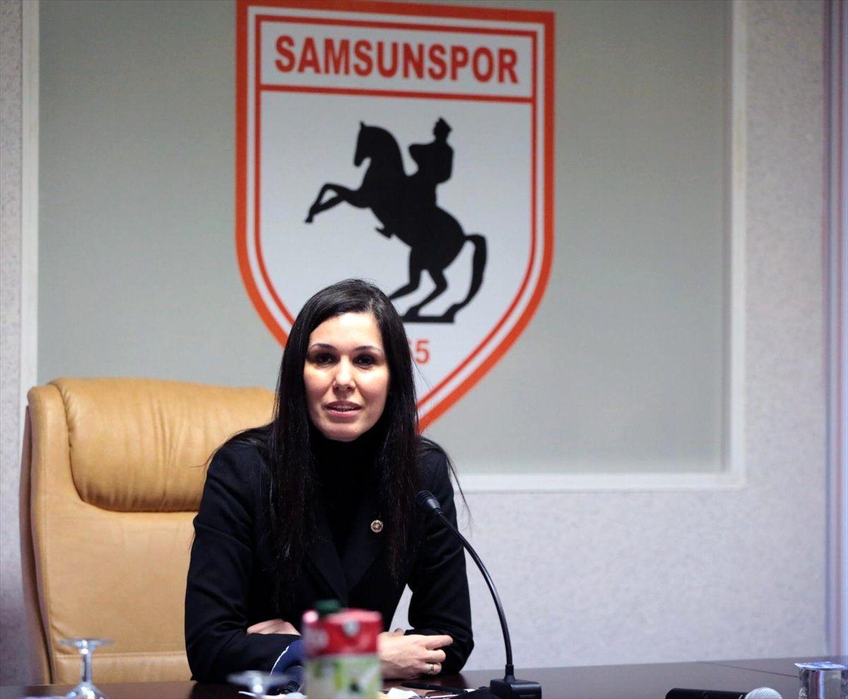 AK Partili Karaaslan, Samsunspor'un acı gününü andı