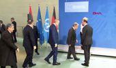 Erdoğan, libya zirvesi öncesi aile fotoğrafı çekimine katıldı