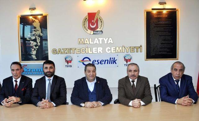 Milletvekili Fendoğlu'ndan MGC'ye ziyaret