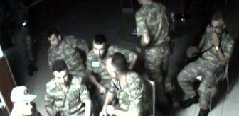 Son dakika: 15 Temmuz'da FETÖ'cülerin görev dağılımı yaptıkları toplantının görüntüleri