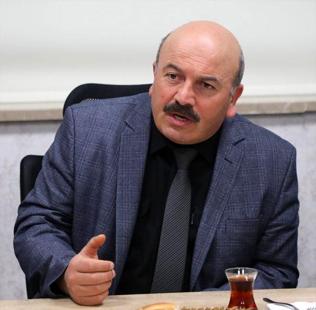 İl Sağlık Müdürü Mustafa Tepe, gazetecilerle bir araya geldi