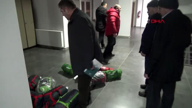 Deprem, sivas ve tokat'ta da hissedildi, afad ekipleri elazığ'a gönderildi
