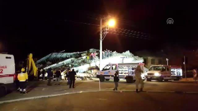 Elazığ'daki deprem Gezin Beldesi'nde de hissedildi