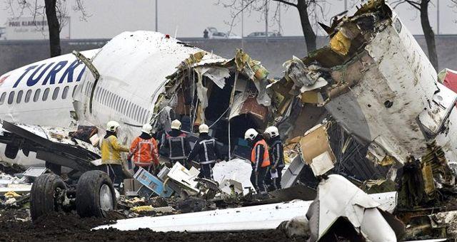 Hollanda, THY uçağıyla ilgili