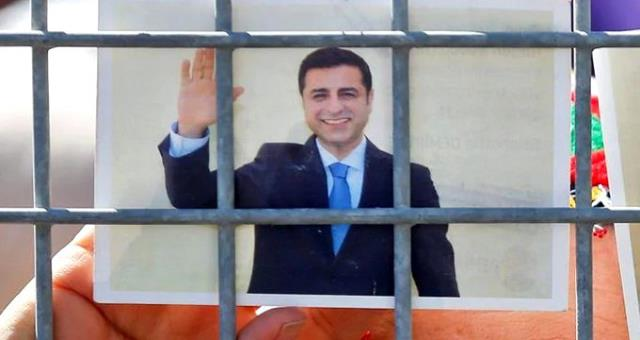 Son dakika: Selahattin Demirtaş, HDP Eş Genel Başkanlığı'na kapıları kapattı