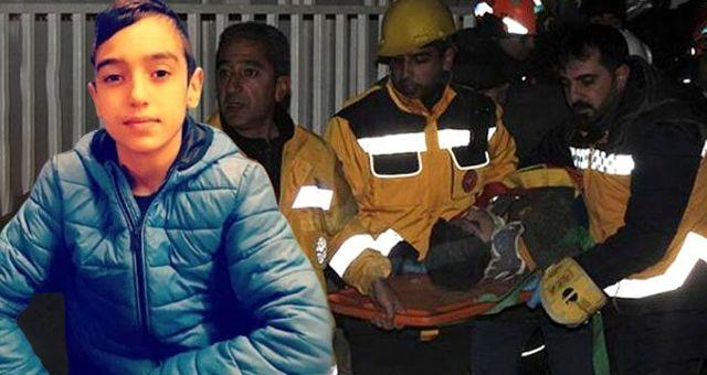 Depremde vefat eden Miraç Dişli'nin Kızılay'ın projesinde gönüllü olarak yer aldığı ortaya çıktı