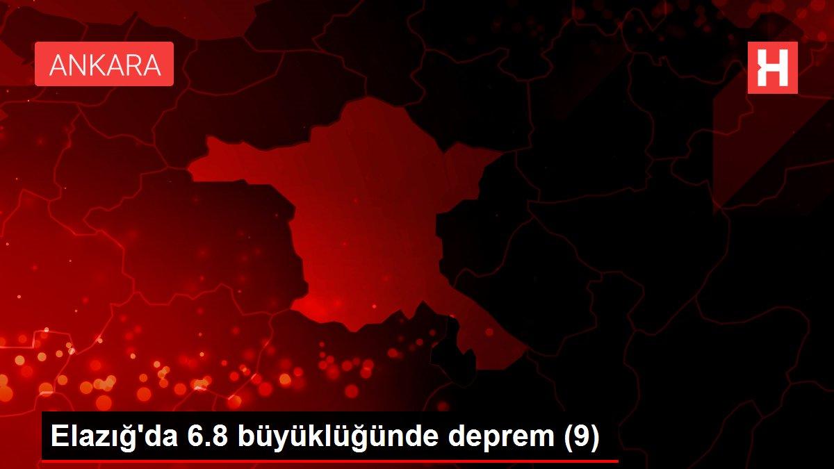 Elazığ'da 6.8 büyüklüğünde deprem (9)
