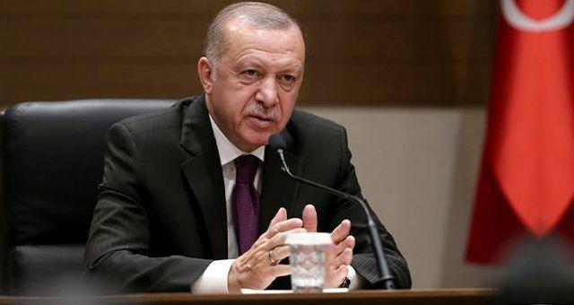 Son dakika: Cumhurbaşkanı Erdoğan'dan depremle ilgili provokatif paylaşım yapanlara tepki: Millet can derdinde bunlar mal derdinde