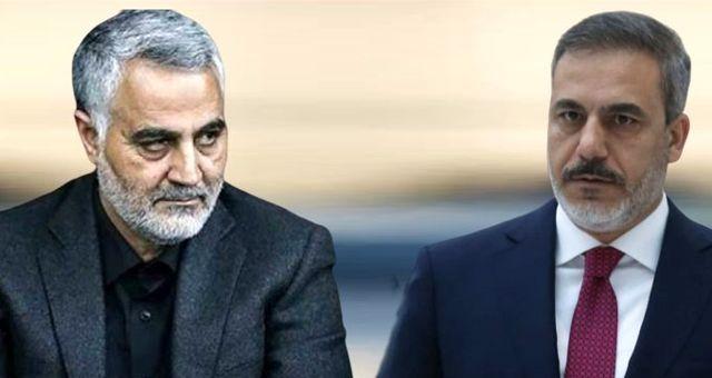 İsrailli gazete Hakan Fidan'ı Süleymani'ye benzeterek hedef gösterdi