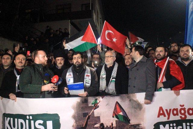 ABD Başkanı Donald Trump'ın kararına İstanbul'dan tepki