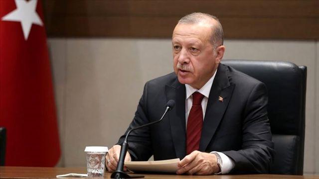 Son dakika: Erdoğan'dan