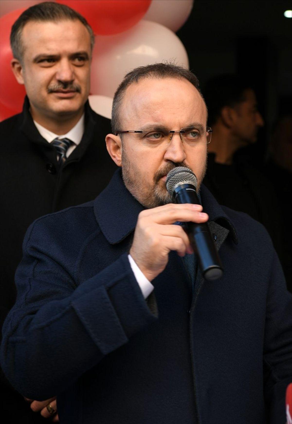 AK Parti'li Turan: