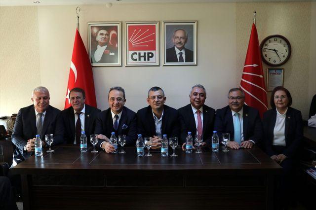 CHP Grup Başkanvekili Özel: 'Türkiye'de gerçek sosyal adaleti sağlama hedefimiz var'