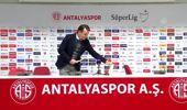 Antalyaspor-Konyaspor maçının ardından - Tamer Tuna