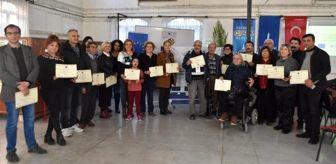 Turhan İçli: Engellilere haklarını daha etkin savunmaları amacıyla eğitim verildi