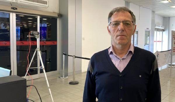 KKTC'de Ercan Havaalanı'nda koronavirüs önlemleri artırıldı