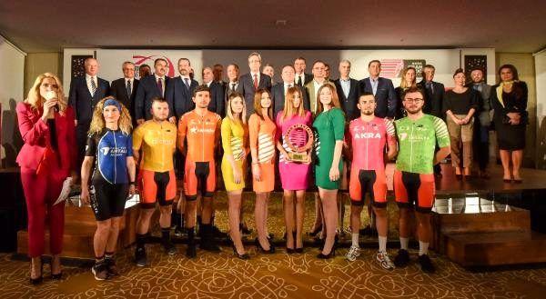 Tour of Antalya'da 23 ülkeden 174 sporcu yarışacak