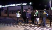 GMG Kırklarelispor-Fenerbahçe maçına doğru