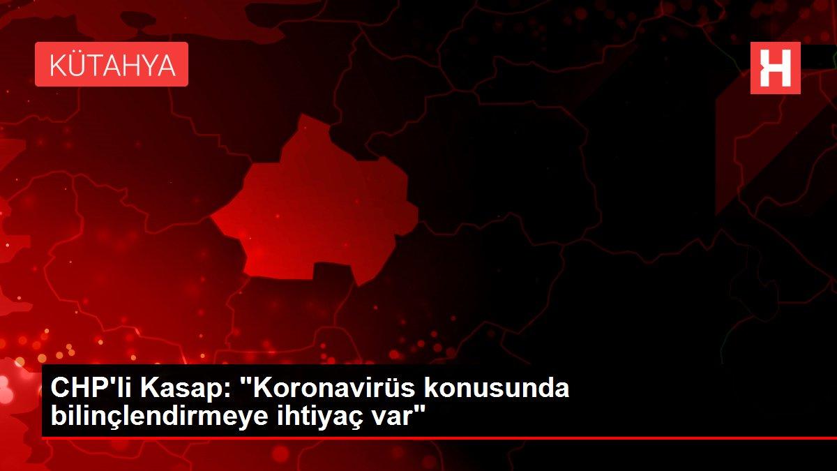 CHP'li Kasap: