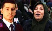 Şehit annesinin sözleri yürek yaktı: Sen beyaz karlar altında damat mı oldun annem
