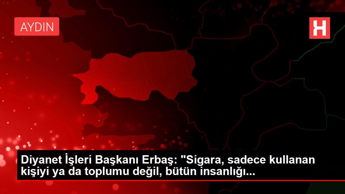 Diyanet İşleri Başkanı Erbaş: