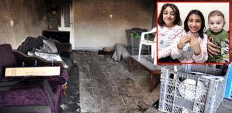 Mardin'de anne ve 3 kızının öldüğü yangın elektrik kontağından çıkmış