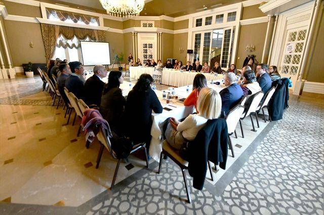 Başkent turizmi masaya yatırıldı